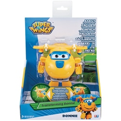 Super Wings-Figurine transformable 12 cm