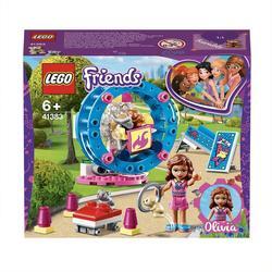 41383 - LEGO® Friends L'aire de jeu du hamster d'Olivia