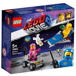 70841 - LEGO® MOVIE 2 L'équipe spatiale de Benny