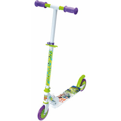 Patinette 2 roues Toy Story pliable