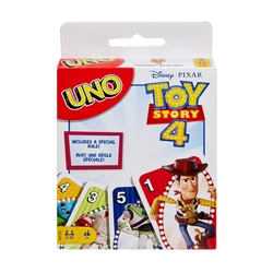 Uno Toy Story 4