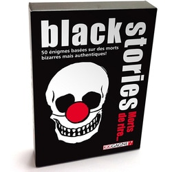 Black Stories-Morts de rire