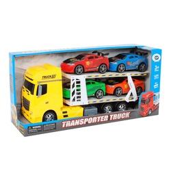 Camion de transport à friction