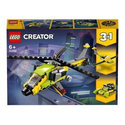 31092 - LEGO® Creator L'aventure en hélicoptère