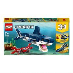 31088 - LEGO® Creator Les créatures sous-marines