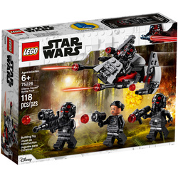 75226-LEGO® Star Wars Pack de combat de l'Escouade Inferno