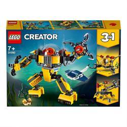31090 - LEGO® Creator Le robot sous-marin
