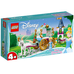 41159-LEGO® Disney Princesses Le carrosse de Cendrillon