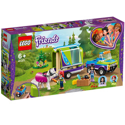 41371- LEGO® Friends La remorque à chevaux de Mia