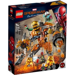 76128-LEGO® Marvel Spider-Man Far From Home-Spider-man et la bataille de l'Homme de métal