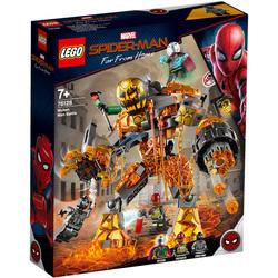 76128-LEGO® Marvel Spider-Man Far From Home-Spider-man et la bataille de l'Homme de métal