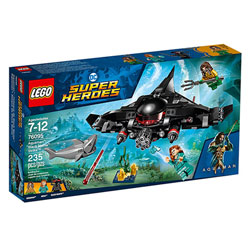 76095 - LEGO® Super Heroes Aquaman et l'attaque de Black Manta