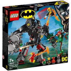 76117 - LEGO® DC Comics Super Heroes Le robot Batman contre le robot Poison Ivy