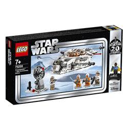 75259-LEGO® Star Wars Snowspeeder 20 ème anniversaire