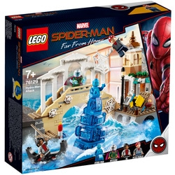 76129-LEGO® Marvel Spider-Man Far From Home-Spider-Man et l'attaque d'Hydro-Man