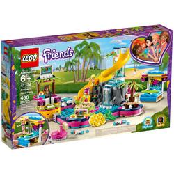 41374 - LEGO® Friends La soirée piscine d'Andréa