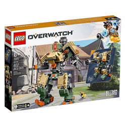 75974 - LEGO® Overwatch Bastion