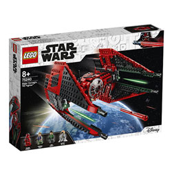 75240-LEGO® Star Wars Tie Fighter de Major Vonreg