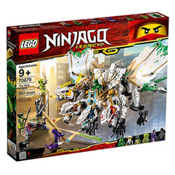 70679 - LEGO® NINJAGO L'Ultra Dragon
