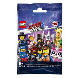 71023 - LEGO® MOVIE 2 Figurine La Grande Aventure