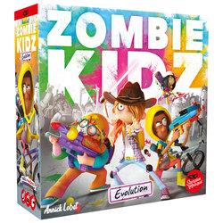 Zombie Kids évolution