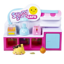 Café Playset Smooshy Mushy Besties