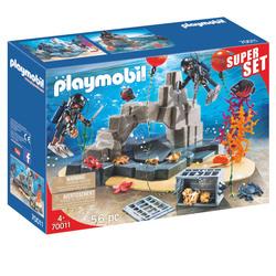 70011 - Playmobil SuperSet - Unité de plongée sous-marine