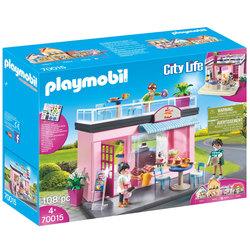 70015 - Playmobil City Life - Salon de thé