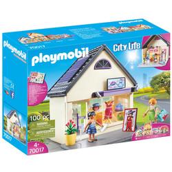 70017 - Playmobil City Life - Boutique de mode