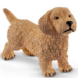 Figurine de chien Teckel