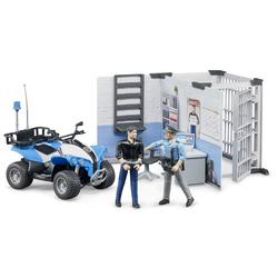 Set de Police avec quad