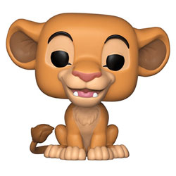 Figurine Nala 497 Roi Lion Disney Funko Pop