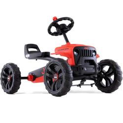 Jeep Buzzy Rubicon-Kart à pédales