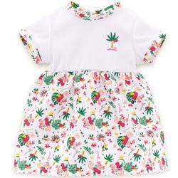 Robe Tropicorolle pour poupée Ma Corolle