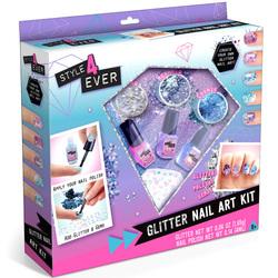 Kit pour ongles paillettes