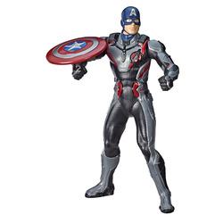 Figurine Marvel Avengers Endgame Titan à fonction Captain America 30 cm