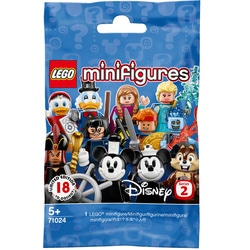 71024 - LEGO® minifigurines Disney série 2