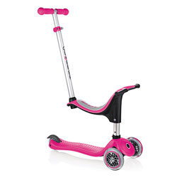 Trottinette évolutive 4 en 1 Deep Pink