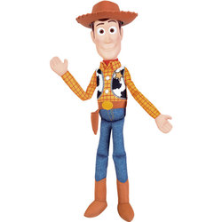 Toy Story 4-Figurine de Woody 40 cm