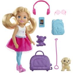 Barbie-Poupée Chelsea voyage