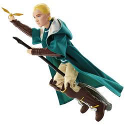 Figurine Drago Malefoy en tenue de Quidditch
