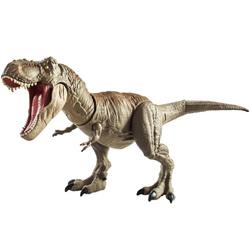 Jurassic World-T-Rex morsure et combat