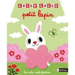 Cache Cache petit lapin