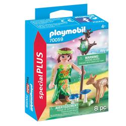 70059 - Playmobil Special Plus - Nymphe et faon