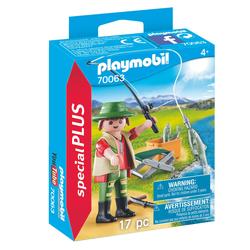70063 - Playmobil Special Plus - Pêcheur à la ligne