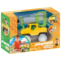 70064 - Playmobil Sand - Camion avec foreuse