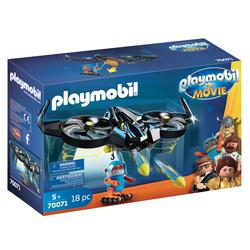 70071 - Playmobil The Movie - Robotitron avec drone