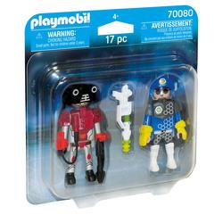 70080 - Policier de l'espace et robot