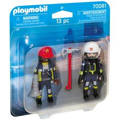 70081 - Playmobil City Action - Pompiers secouristes