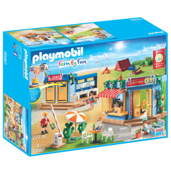 70087 - Playmobil Family Fun - Grand camping